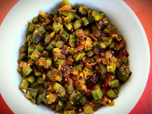Spiced Okra Recipes — Dishmaps
