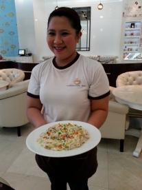 pasta waitress
